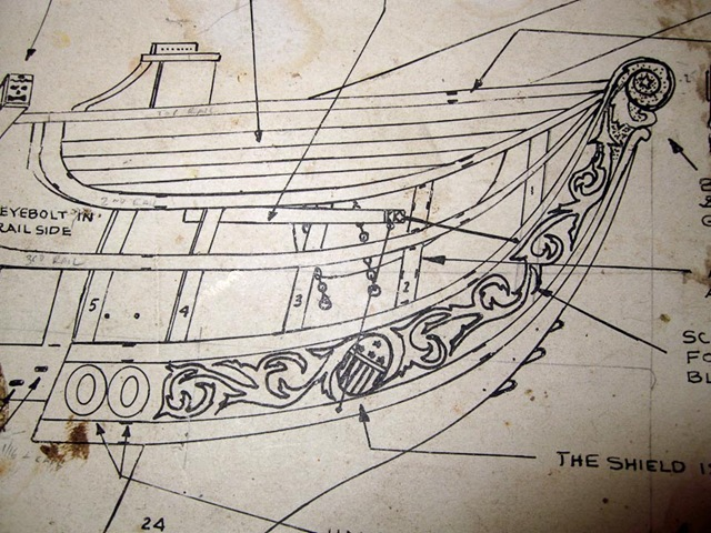 Becy where to get wood model boat building kits for Model building plans